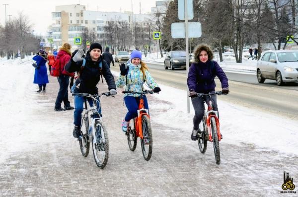 В Екатеринбурге проходит масштабный проект знакомств для велосипедистов «Притяжение Вело»