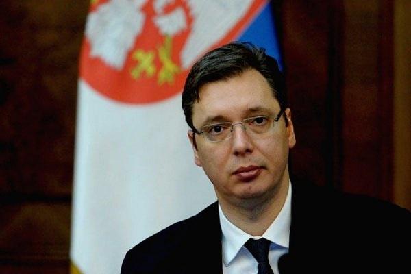 Владимир Путин обсудил спремьером Сербии сотрудничество сРФ