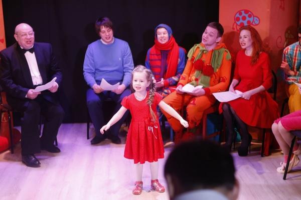 В Екатеринбурге спектаклем «Хныка и Гыка» открылся «Живой театр». ФОТО