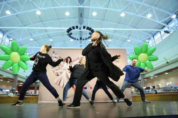 Жители Екатеринбурга определят победителей танцевального батла