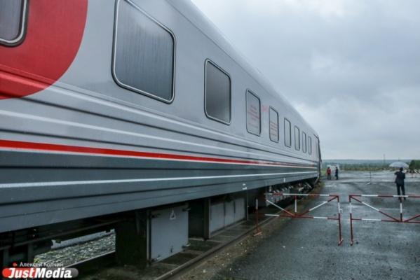 Под Богдановичем поезд сбил человека