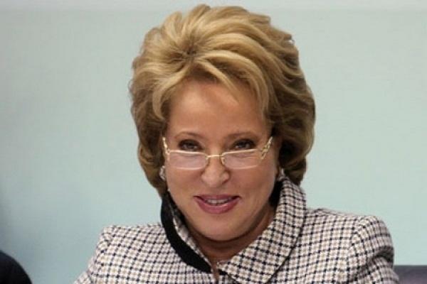 Матвиенко предложила провести заседание ПА ОБСЕ в Москве