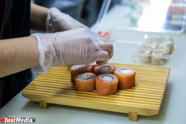 Японский ресторан вЕкатеринбурге оштрафовали задоступность для грызунов