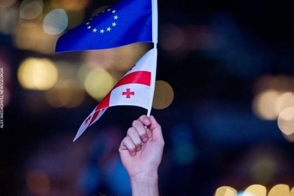 Граждане Грузии получили возможность ездить в Европу без виз