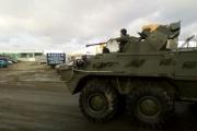 По Екатеринбургу ездят танки. ФОТО