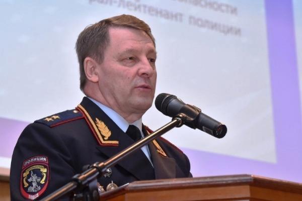 Виктор Нилов уволен с поста начальника ГИБДД