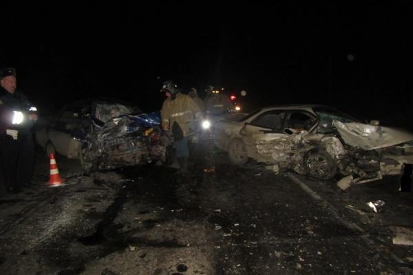 На Серовском тракте водитель без прав утроил смертельное ДТП