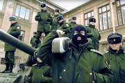 Уральские военные приняли эстафету от московских таджиков и спародировали «Грибы»