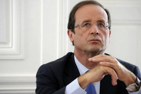 Хакеры пошутили над президентом Франции в Facebook