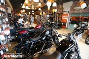 «Борода и куртка – не входной билет в клуб Harley-Davidson». JustMedia.Ru нашел в Екатеринбурге любимый мотоцикл «Терминатора». ФОТО
