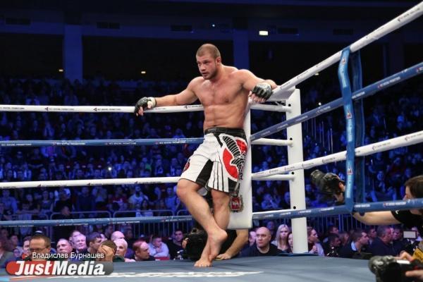 Следующий бой Ивана Штыркова пройдет в Екатеринбурге 5 мая! Соперник – британец, выступавший в UFC