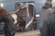 В петербургском метро прогремел взрыв. ФОТО