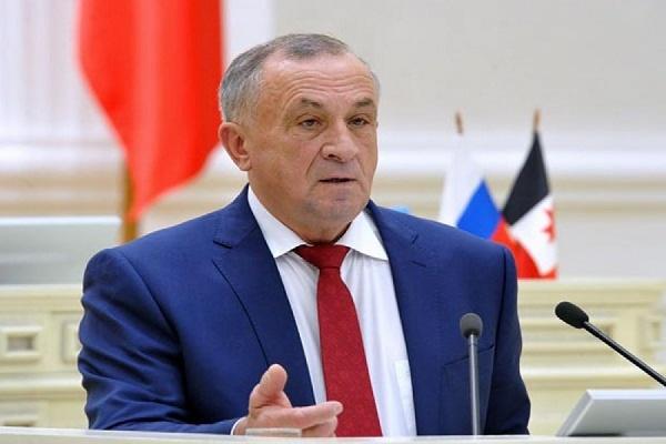 Задержан глава Удмуртии Александр Соловьев