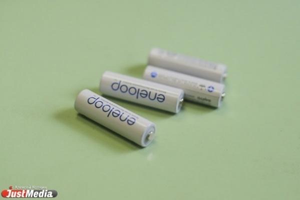 В Екатеринбурге открылись два городских пункта приема использованных батареек