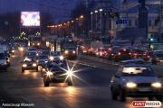 Уральских автолюбителей начнут штрафовать за отсутствие знака «Шипы»