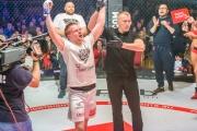Впервые в истории спортсмен из Екатеринбурга вошел в десятку лучших бойцов главной лиги России по ММА Fight Nights