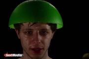 Студенты театрального института в Екатеринбурге сняли короткометражку про сентиментальное яблоко. ВИДЕО