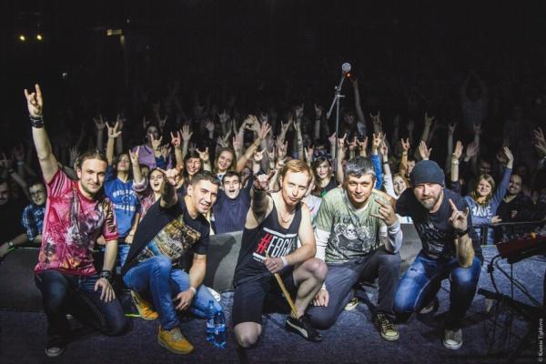 Молодая российская рок-группа Znaki выступит в Екатеринбурге