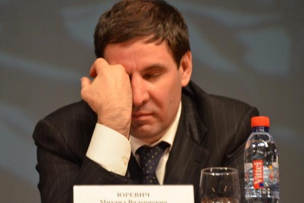 Прежнего губернатора Челябинской области Юревича объявили врозыск