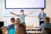 «Билайн» дал советы начинающим стартаперам в формате «Public talk»