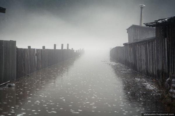 НаСреднем Урале подтоплено уже восемь мостов