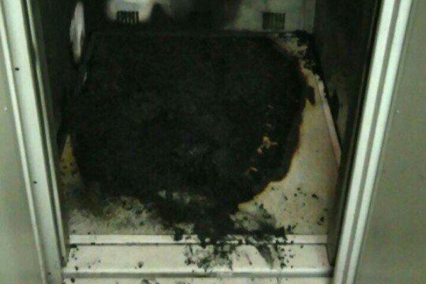 Заодну ночь вЕкатеринбурге сгорело 4 лифта одной управляющей компании