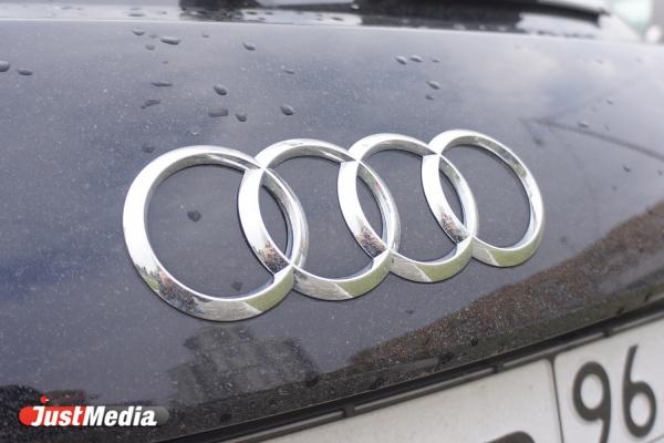 В Екатеринбурге приставы лишили должника Audi A6
