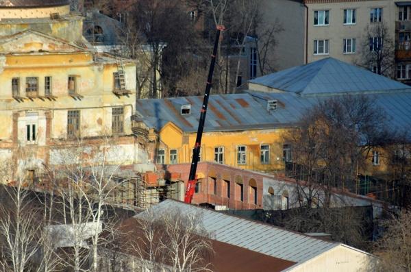 ВЕкатеринбурге началась проверка пофакту сноса Успенской церкви