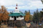 Несмотря на угрозу сноса, буддисты из качканарского монастыря готовятся отстроить вблизи храма гостиничный комплекс