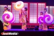Сотня кимоно и веера из Японии. В Музкомедии поставили оперетту-комикс «Микадо, или город Титипу». ФОТО