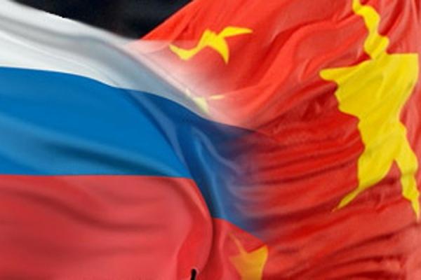 Товарооборот между Россией иКитаем ксередине весны увеличился на15%