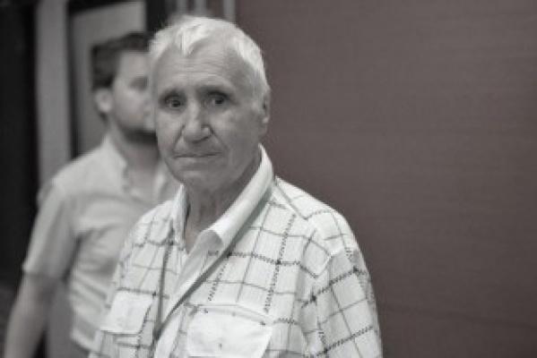 Скончался заслуженный тренер Российской Федерации Валерий Голоухов