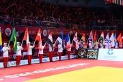 На «Большом шлеме» в Екатеринбурге российские дзюдоисты завоевали 12 медалей, две из них – золотые