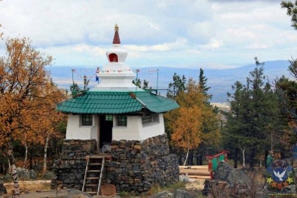 Буддийский монастырь на горе Качканар объявил сбор волонтеров на летнюю стройку