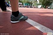 300 километров за неделю. Житель Екатеринбурга устроил семидневный забег, чтобы собрать деньги на лечение детей