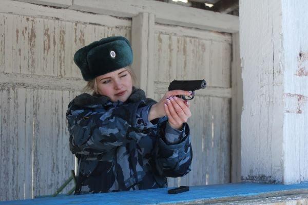 Красавицы в погонах. На Среднем Урале выбирают «Мисс ГУФСИН-2017». ФОТО