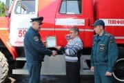 Жителя Режа представят к награде за спасение утопающего