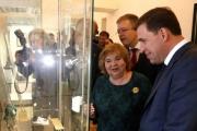 «Коллекция откроет еще одну грань истории России!». В Музее камнерезного и ювелирного искусства выставили 75 предметов фирмы Фаберже