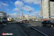 Ждем автомобильного коллапса? В Екатеринбурге изменилась схема движения на Репина. ФОТО