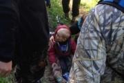 «Состояние тяжелое». Найденный в лесу 4-летний Дима провел первую ночь в Областной больнице