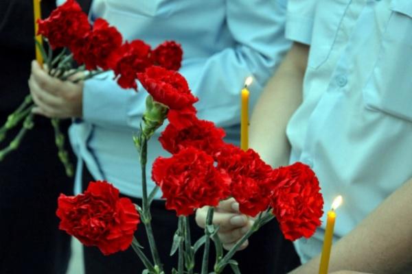 В преддверии 76-й годовщины со дня начала Великой Отечественной войны свердловская полиция выходит на акцию «Завтра была война»