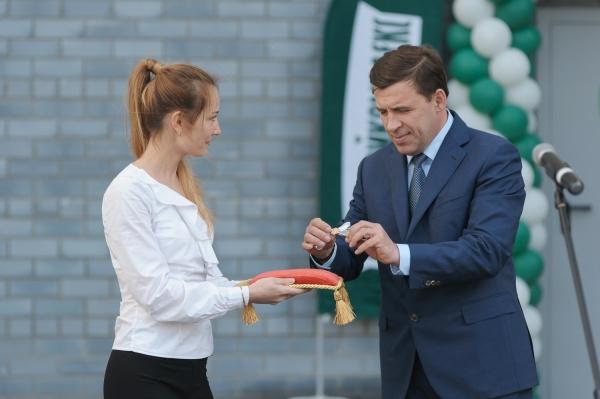 Сегодня школам Екатеринбурга передадут 45 новых автобусов