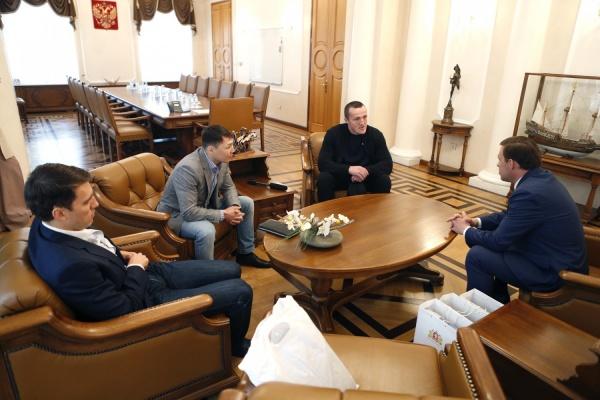 СДортикосом еще невступали впереговоры, однако вступим— Андрей Рябинский