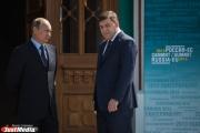 Путин побеседует с Куйвашевым с глазу на глаз