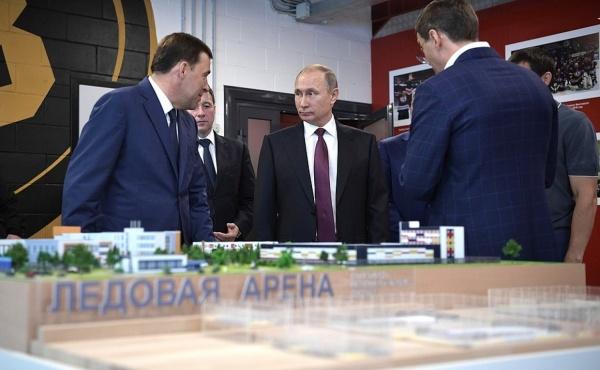 Путин примет участие воткрытии выставки «Иннопром-2017»