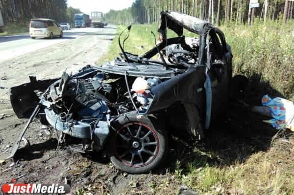 ВСвердловской области будут судить виновника ДТП, вкотором погибла семья