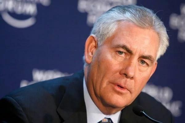 Госсекретарь США собрался вотставку