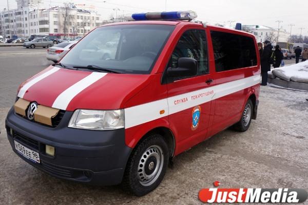 Свердловская генпрокуратура провела проверку информации овозгорании автобуса находу