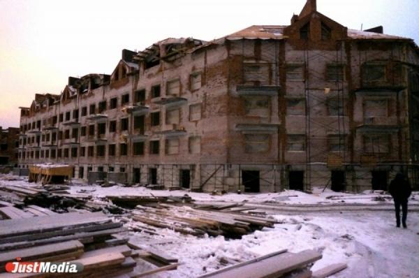 СтроителейЖК «Западный» будут судить захищение 18,5 млн руб. пайщиков