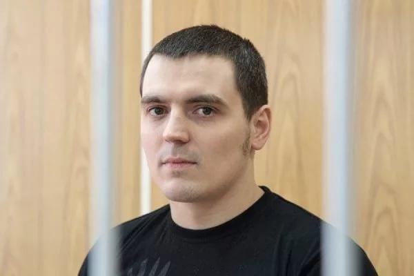 Журналист РБК Соколов получил 3,5 года колонии